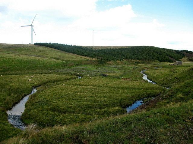 Les éoliennes d'EDF coûtent cher aux contribuables écossais