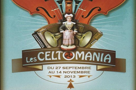 Les Celtomania auront lieu du 27 septembre au 14 novembre