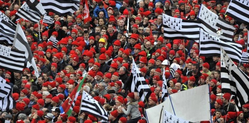 Jugon, Nantes, la contestation monte en Bretagne
