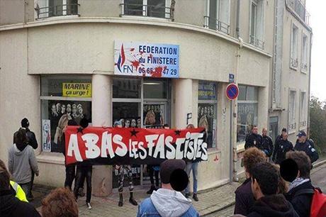 Brest. Les antifascistes dénoncent « l'instrumentalisation des propos de R. Abou Houdeyfa »