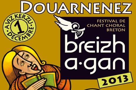 Grande fête du chant choral breton, le 1er décembre à Douarnenez