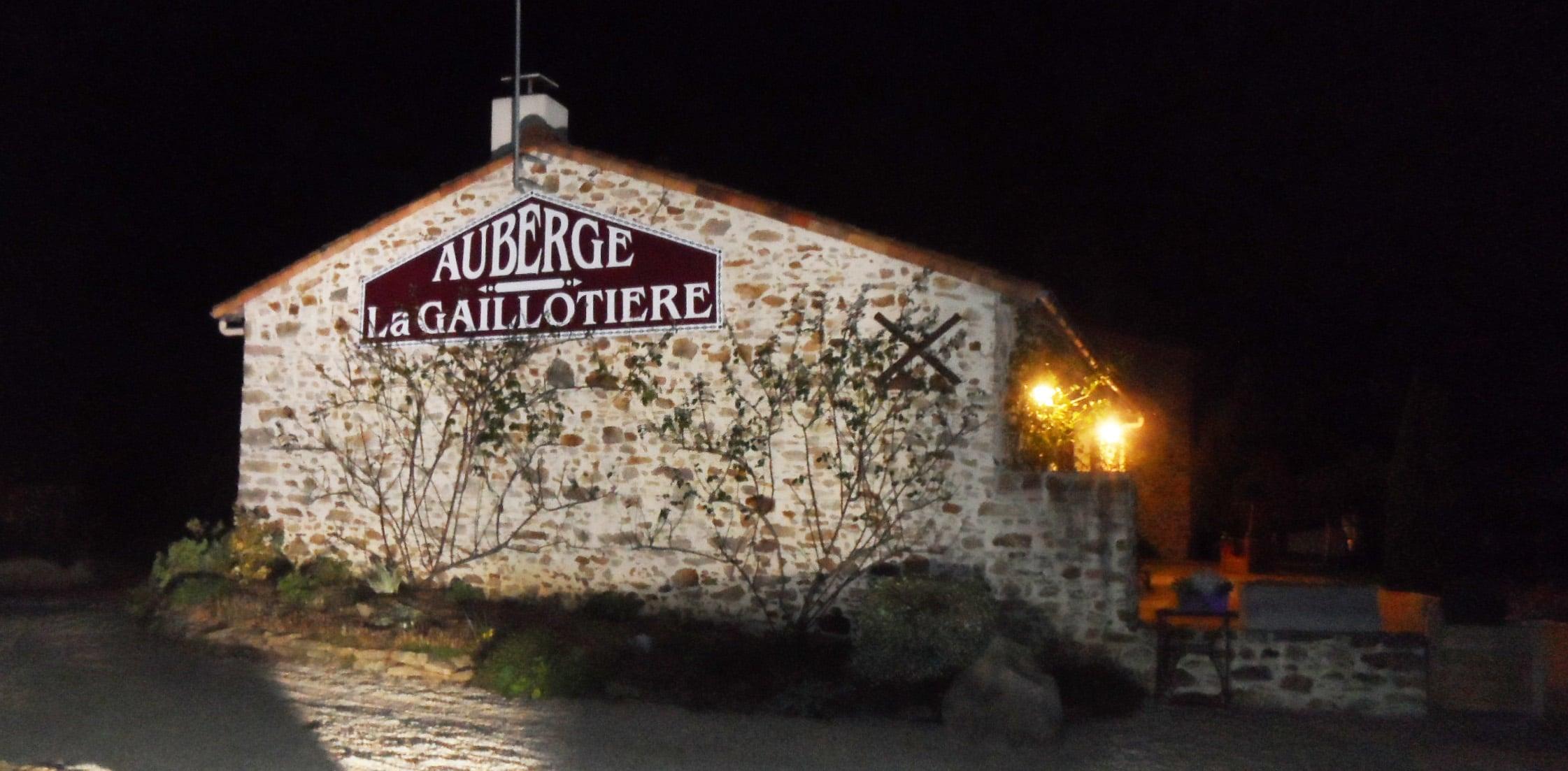 Légumes de saison dans le vignoble breton : Auberge La Gaillotière