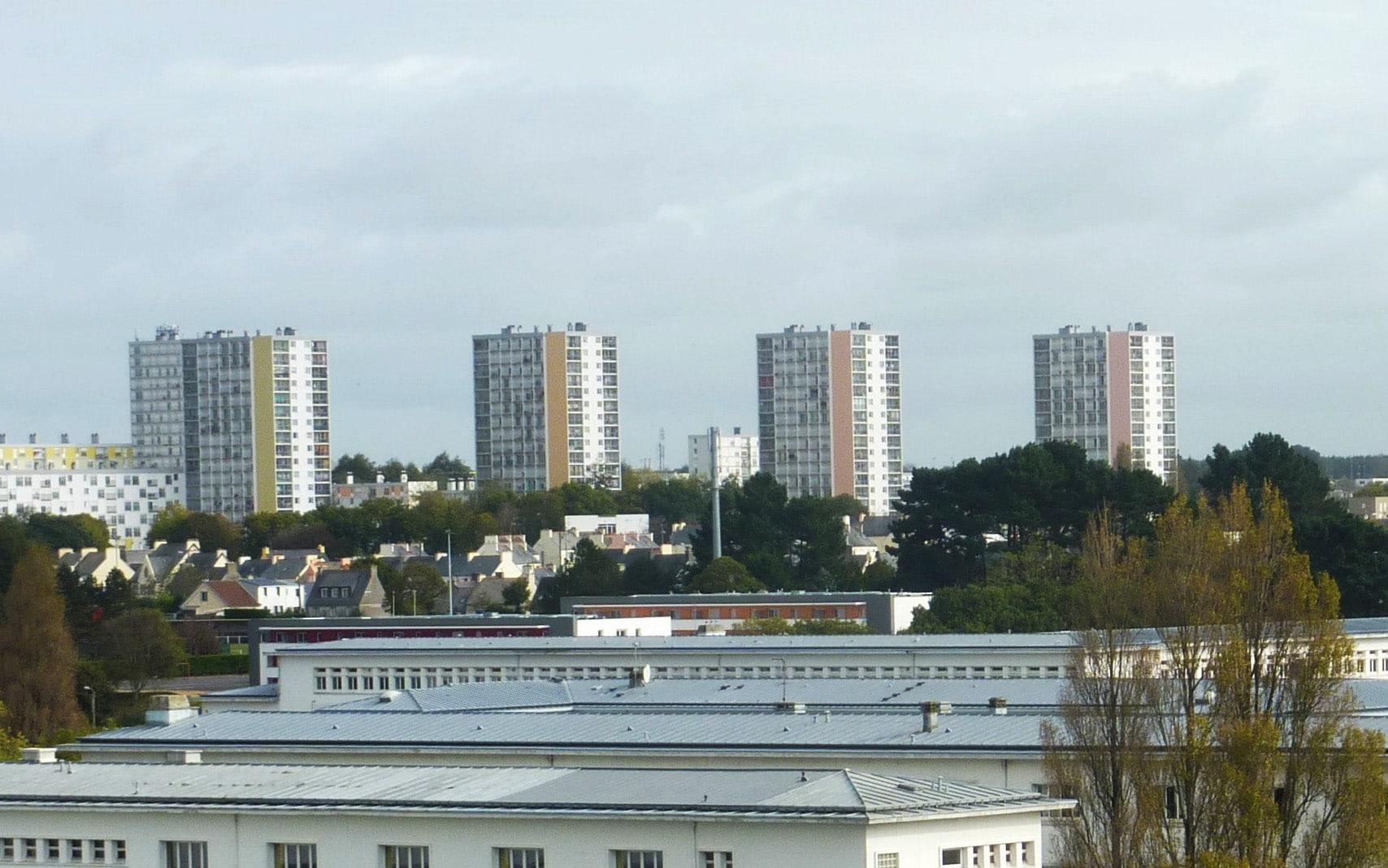 Brest. Violences entre Albanais et habitants de Pontanezen