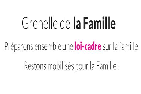 Ludovine de la Rochère au Grenelle de la famille à Mouilleron-le-Captif , jeudi 5 décembre