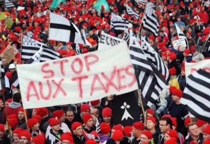Quimper. La communauté d'agglomération vote une hausse substantielle des impôts locaux