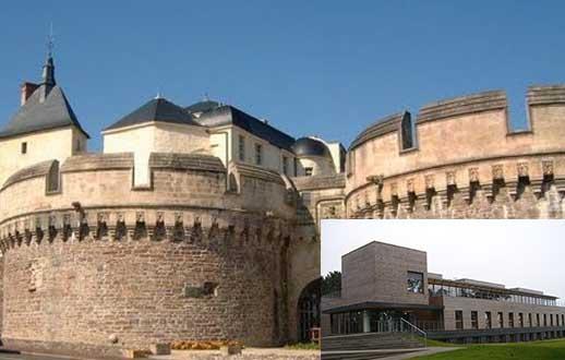 Ancenis. Le permis de construire dans la cour du château est illégal
