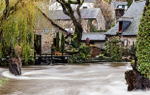 Inondations : la Bretagne se réveille une fois de plus les pieds dans l'eau