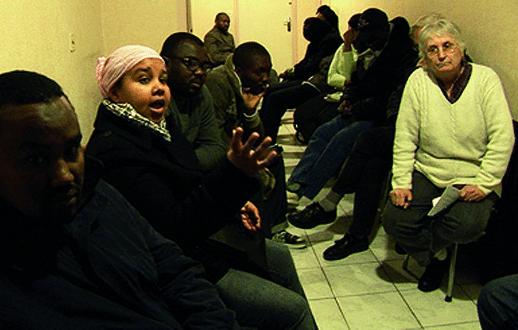 Argent public : une centaine de squatteurs clandestins relogés en Ille et Vilaine