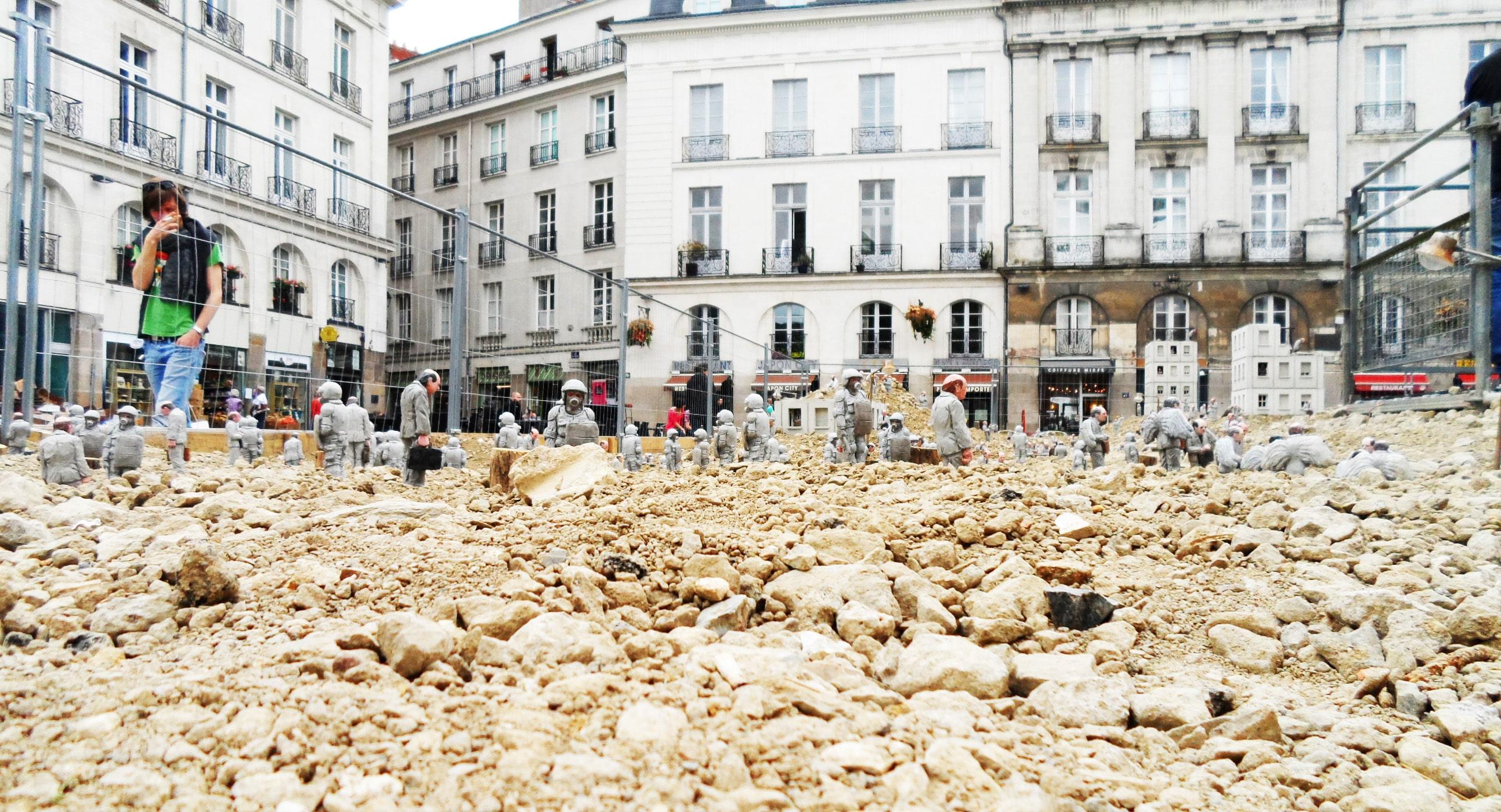 Le Voyage à Nantes, objet de polémique en Belgique