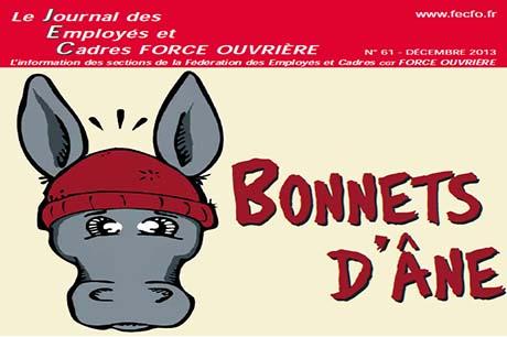 Bonnets rouges pour les Bretons,  bonnets d'âne pour Force Ouvrière ?