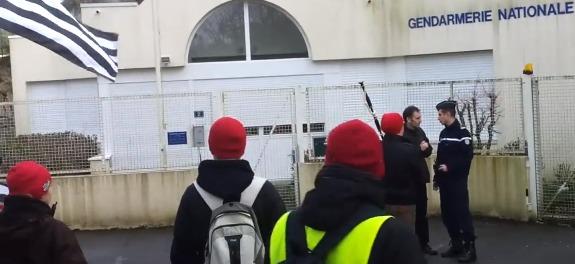 Lorient. 6 mois de prison avec sursis pour un Bonnet rouge