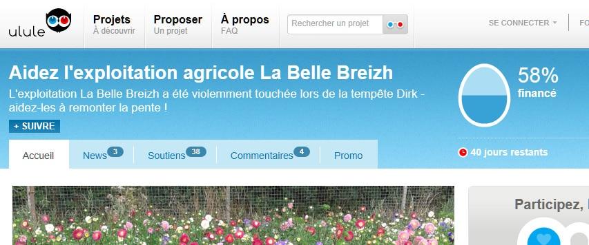 Le <i>« crowdfunding »</i> n'est déjà plus une nouveauté en Bretagne