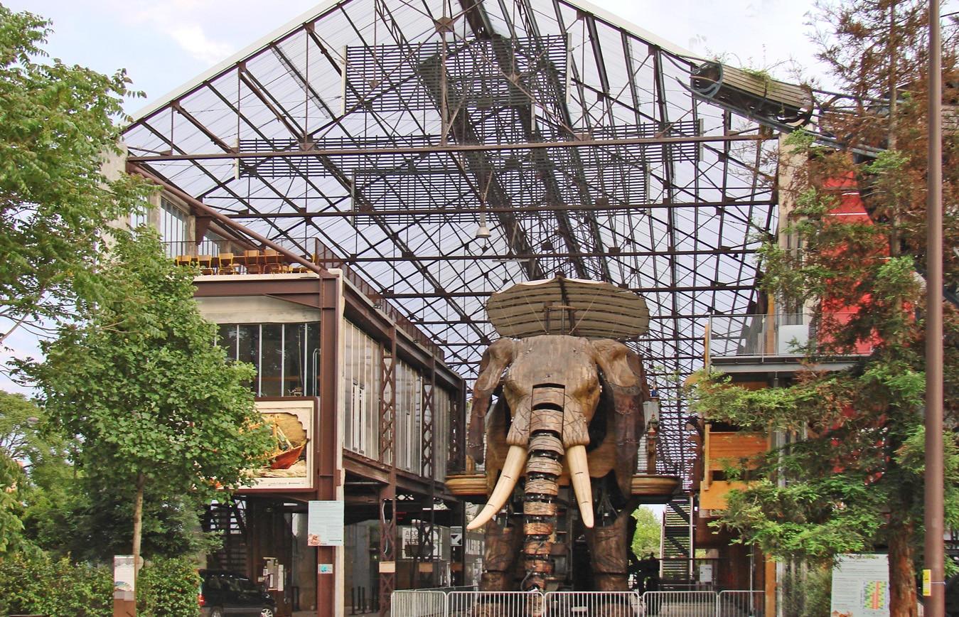 Municipales à Nantes : un Éléphant dans la campagne