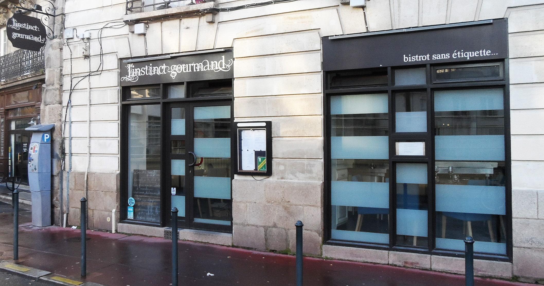 L'Instinct gourmand, bistrot « sans étiquette » mais plein de charme à Nantes