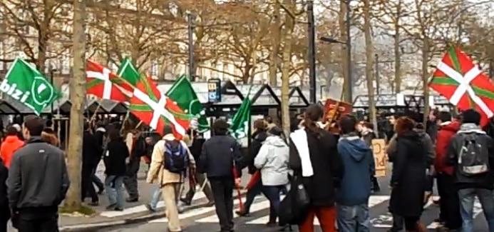 Peder c'hlas dre soubidigezh a vo digoret e Bro-Euskadi