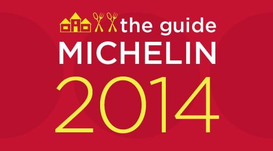Guide Michelin 2014. Du changement dans les restaurants Bretons