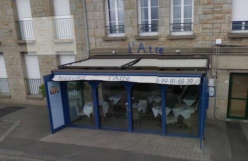 Saint-Malo. Un excellent déjeuner à «L'Atre» [chronique gastronomique]