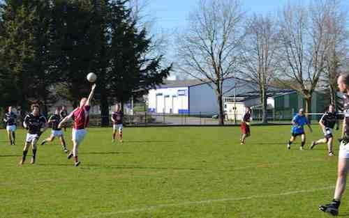 Vannes. Les Toucans (Football Gaëlique), 2ème équipe de Bretagne