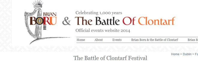 Le millénaire de la bataille de Clontarf donne lieu à de nombreuses manifestations en Irlande : voir le site http://www.brianborumillennium.ie/