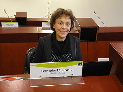 Françoise Louarn (UMP) : «ne parlons plus d'agriculture intensive» [interview]