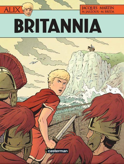 Alix chez les Celtes: une quête identitaire (bande dessinée)