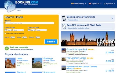 Booking.com fête sa première année d'existence à Rennes