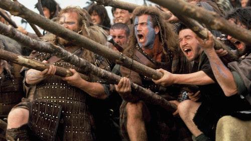Braveheart. Un hymne à l'indépendance de l'Ecosse (cinéma).