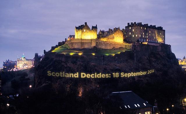 Un mois avant le référendum sur l'indépendance écossaise, le « oui » reste à la peine