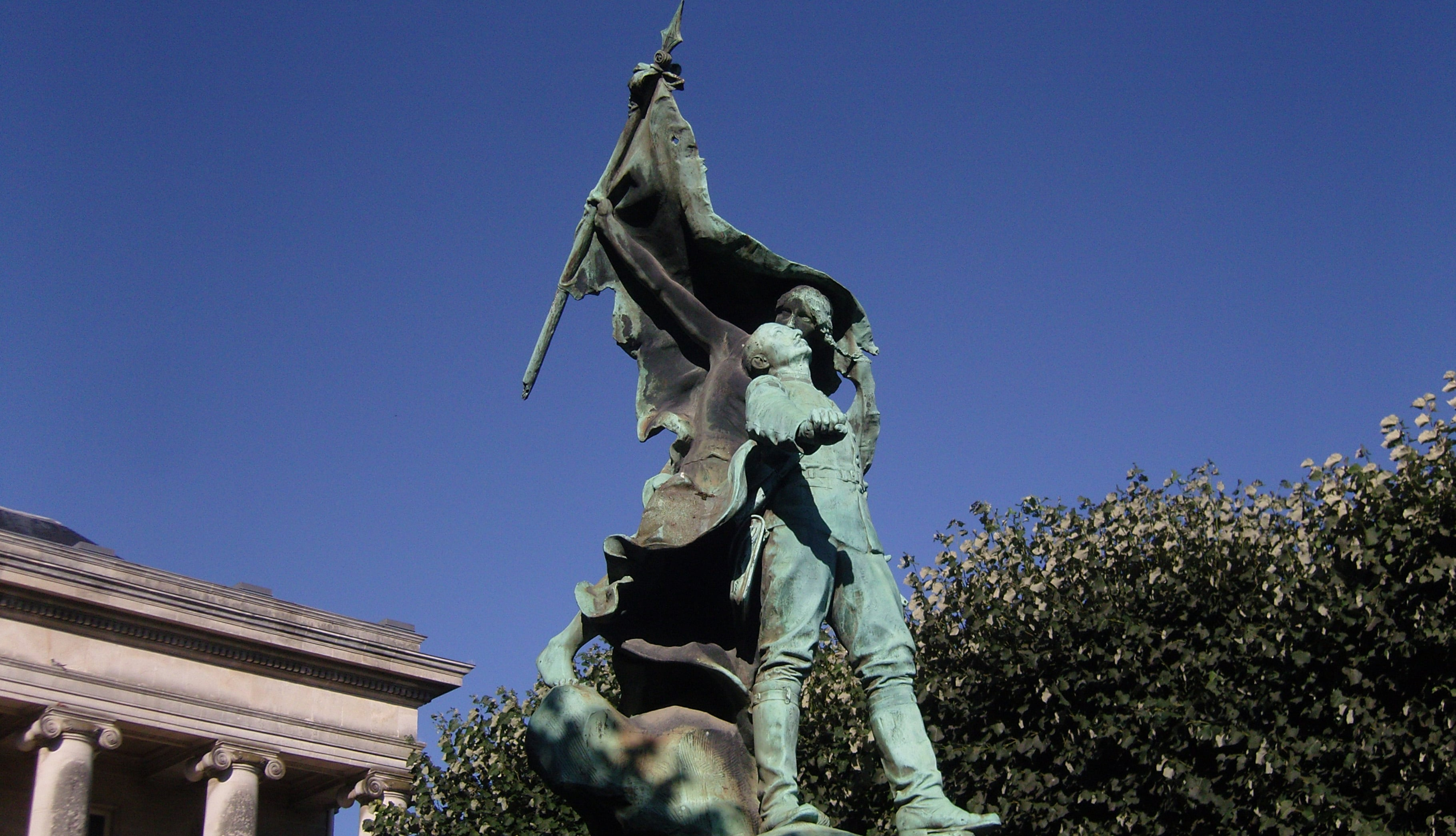 La ville de Nantes restaure son monument à Villebois-Mareuil
