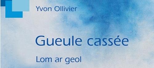 Gueule Cassée. Un livre d'Yvon Ollivier sur la Grande guerre des Bretons.