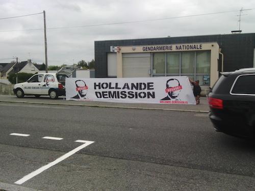 Nantes : François Hollande accueilli à grand bruit le 12 à la Beaujoire