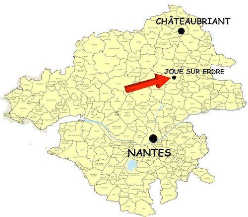 Joué-sur-Erdre (44). Incarcéré après avoir abattu un cambrioleur