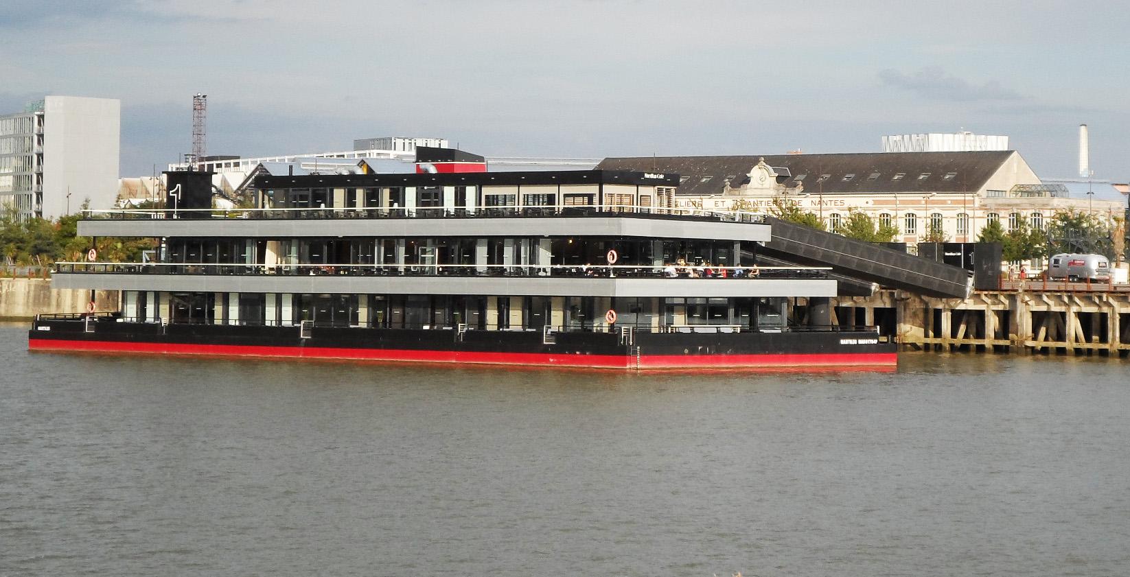 bateau o deck
