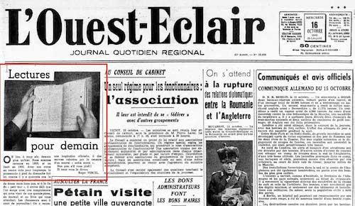 Rennes. Ouest-France a fêté ses 70 ans …et plus encore
