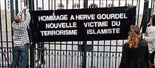 Nantes. Le PS et le PCF perturbent l'hommage à Hervé Gourdel