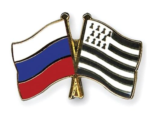 Pins-Russie-Bretagne