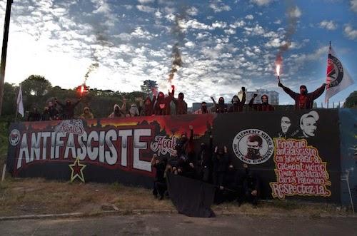 Antifas. Une proposition de loi pour dissoudre les groupes violents