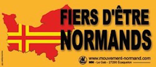 Réunification. L'exemple Normand, entretien exclusif avec Didier Patte Fier_normand
