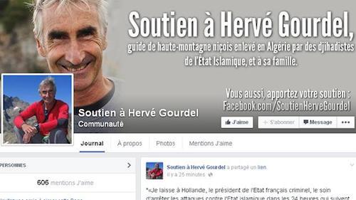 Hervé Gourdel. Un rassemblement hommage, vendredi, à Nantes