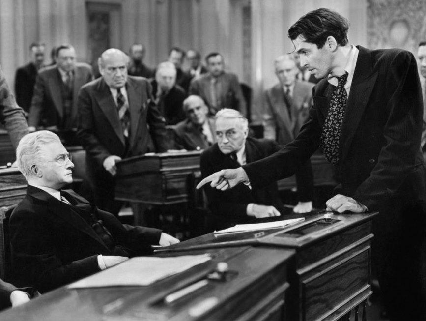 Monsieur Smith au Sénat [cinéma]