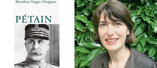 Pétain. Une nouvelle biographie de Bénédicte Vergez-Chaignon