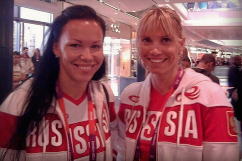 Athlétisme. Les Russes veulent garder une identité