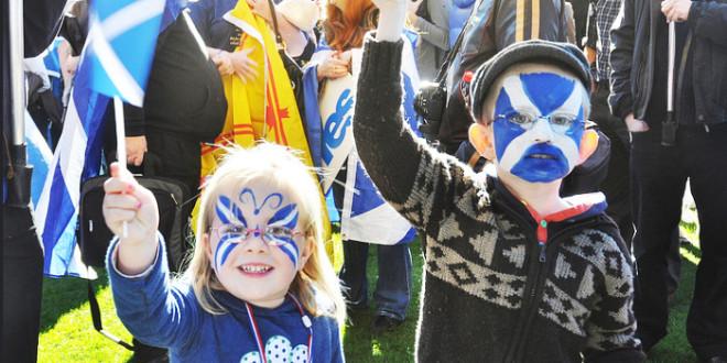 Référendum écossais : le « oui » à l'indépendance progresse fortement