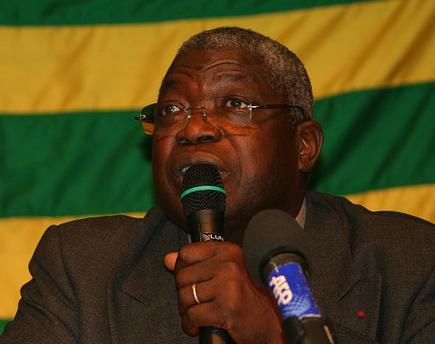 Kofi Yamgnane. L'ancien secrétaire d'Etat socialiste mis en examen pour trafic d'influence