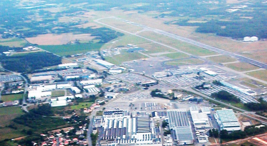 À Notre-Dame-des-Landes, Vinci avait prévu un aéroport riquiqui
