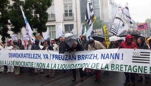 La liste « La Bretagne avec David CABAS » (DLF) soutient l'idée du référendum sur le rattachement de la Loire-Atlantique à la Bretagne