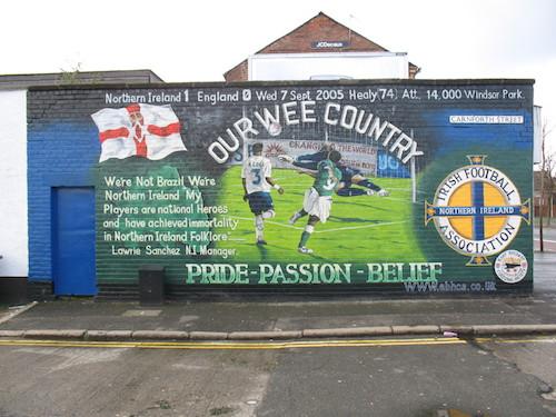 Football. Vers un Euro 2016 des nations celtes ?