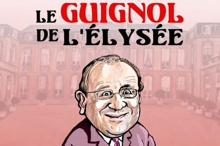 Bande dessinée. «le Guignol de l'Elysée» de Pierre Cassen et RI7