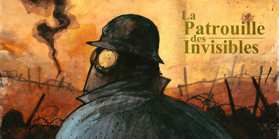 La patrouille des Invisibles (bande dessinée)
