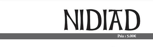 Nidiad, un magazine littéraire et philosophique en breton